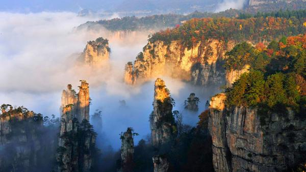 5-Day Zhangjiajie Avatar Wonderful Tour