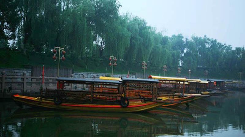 Changde Liuye Lake Tourist Resort Area