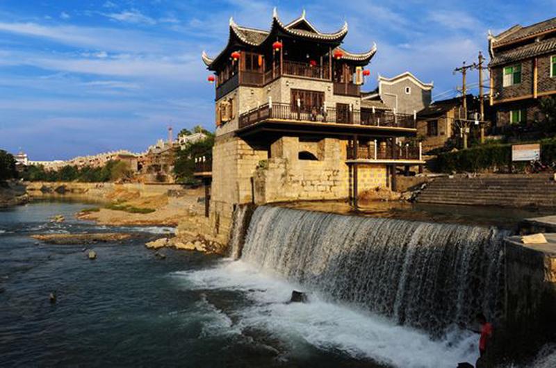 Xiangxi Qianzhou Ancient Town