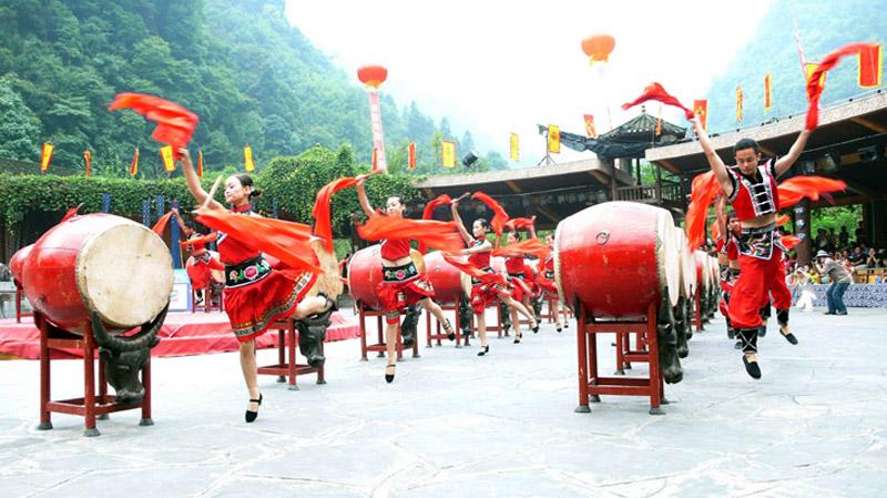 Dehang Miao Village