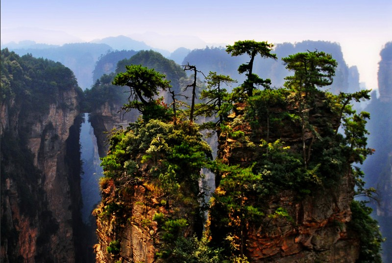 Zhangjiajie AVATER: The Real Pandora