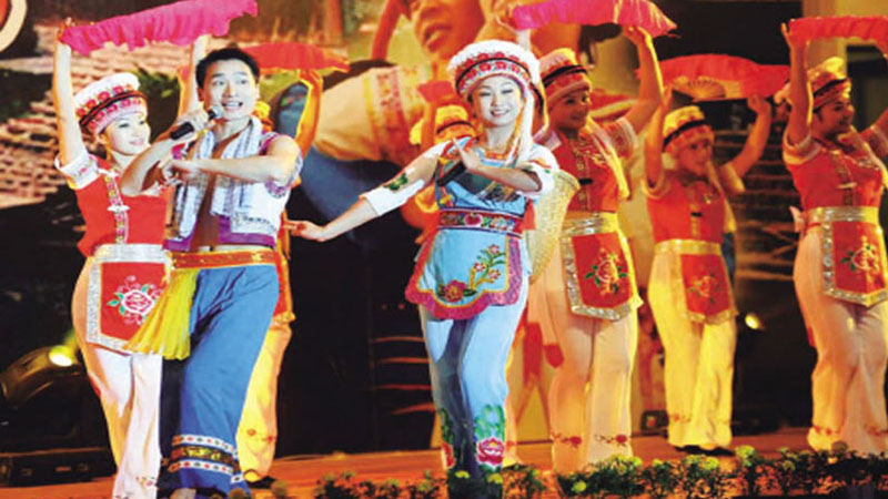 Sangzhi Folk Songs