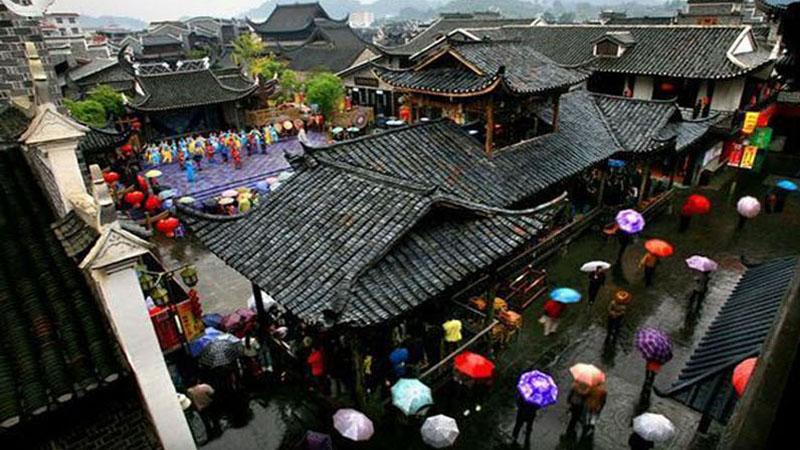 Qianzhou Ancient Town