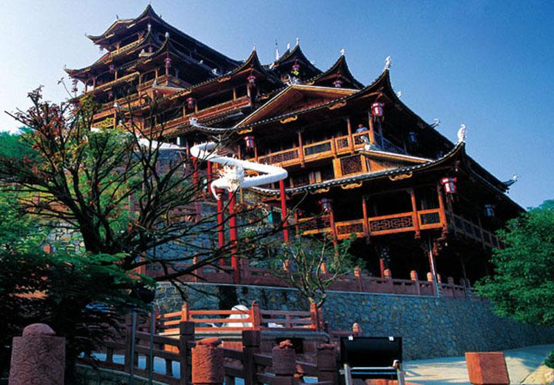 Zhangjiajie Tujia Ethnic Folk Garden