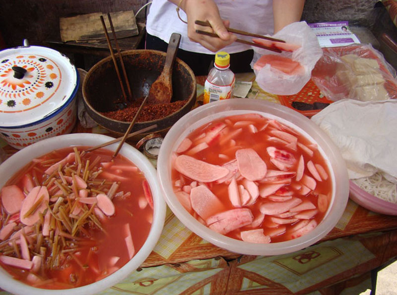 Zhangjiajie Pickled Radish