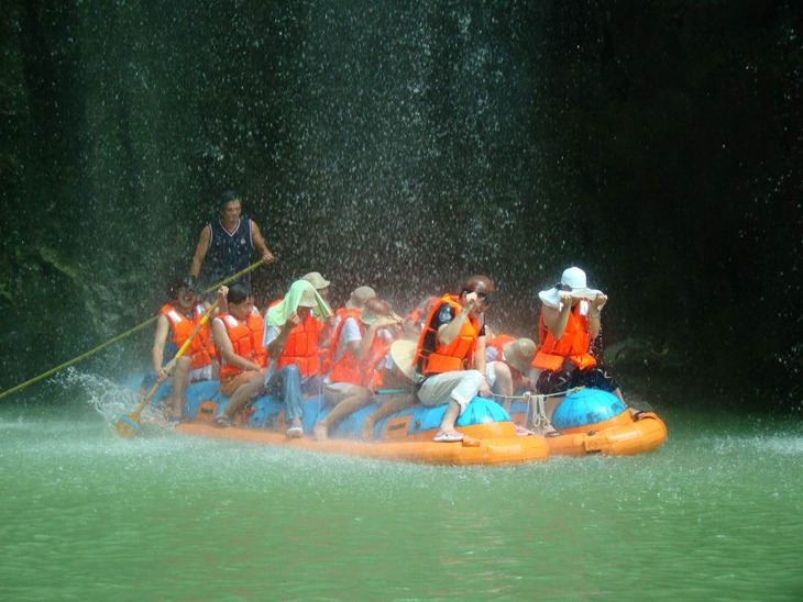 7-Day Classic Rafting Tour in Zhangjiajie and Mengdong River