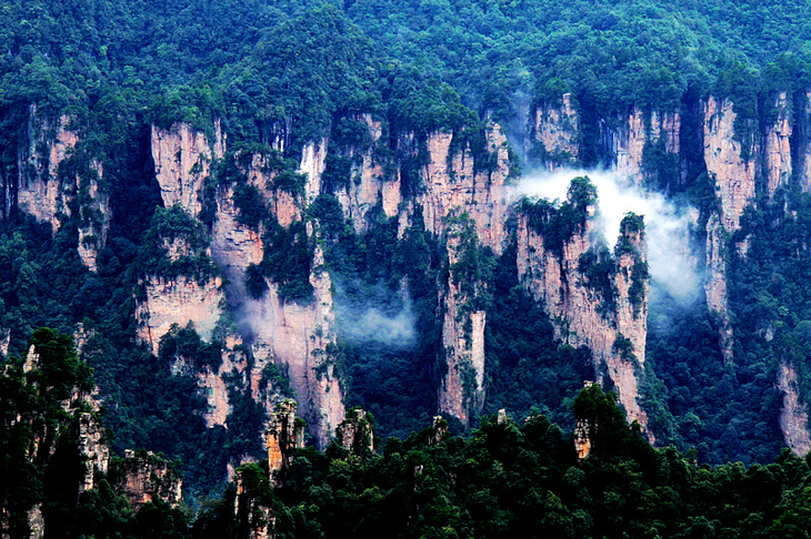 6-Day Zhangjiajie Sunrise Tour