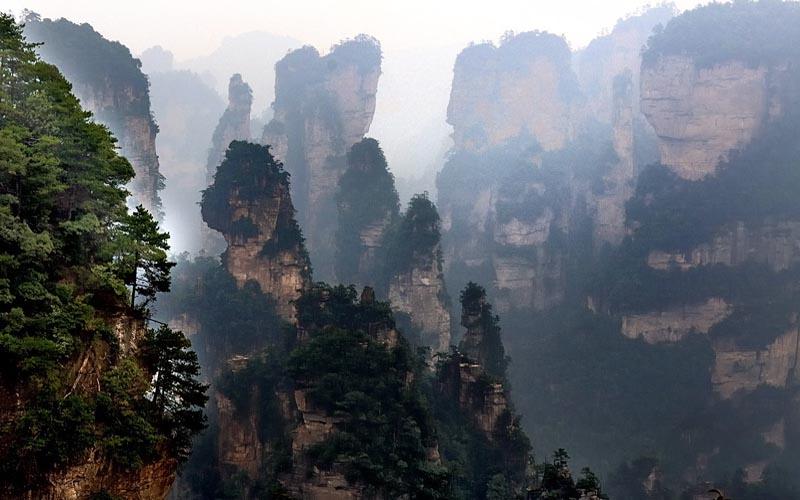 6-Day Zhangjiajie Sunrise Photography Tour