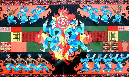 Zhangjiajie Taboo Custom
