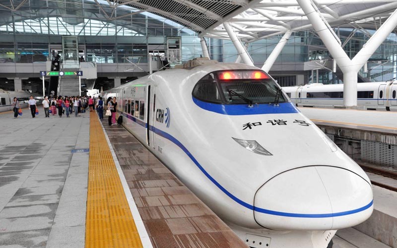 Changsha, Xiangtan, Loudi Develop First Tourist Route Along High-speed Rail