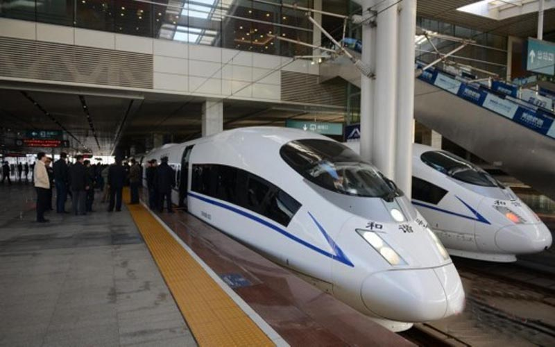 Hunan Accelerates New Economic Development Area along High-speed Rails