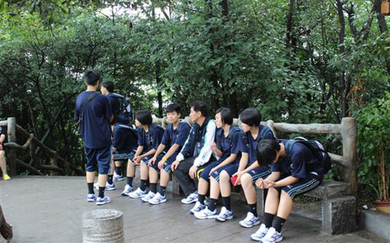 Taiwan Students Start Their Chinese Cultural Tour in Hunan from Nov 21 to 26