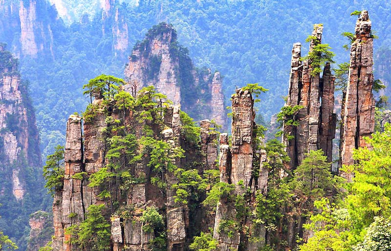 5-Day Zhangjiajie Summer Explore Tour