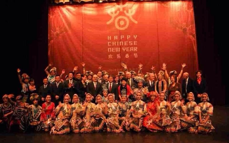 Zhangjiajie Charming Xiangxi Celebrates Chinese New Year in Prague