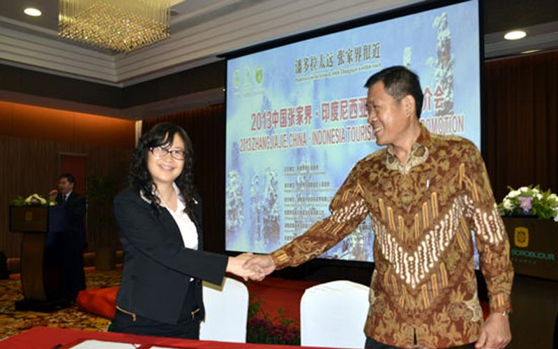 South East Asian Tourism Industry Welcome Zhangjiajie's Promotion