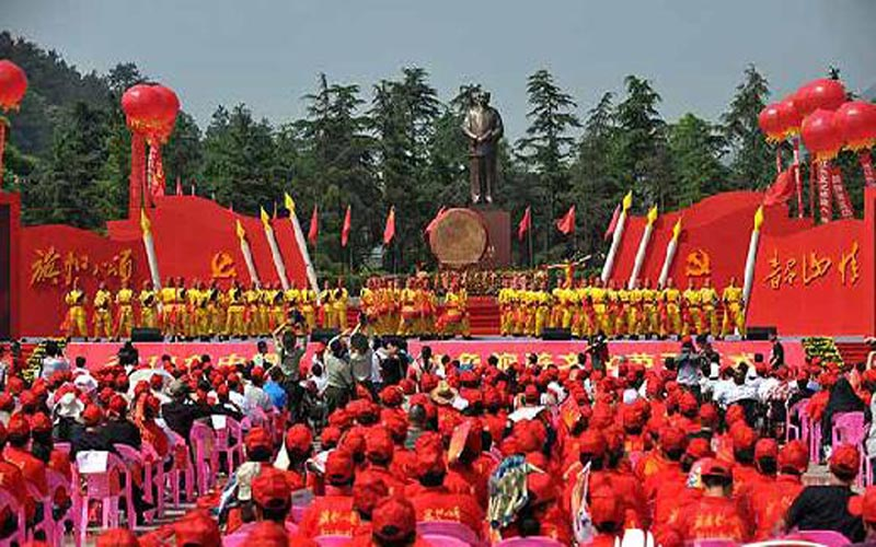 Red Tourism Plays an Important Role in Hunan