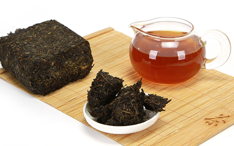 Tourist's New Favorite- Anhua Hometown of Dark Tea